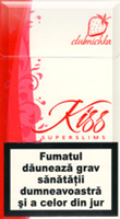 Kiss cigarettes